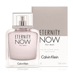 Calvin Klein Men's Perfume Eternity Now EDT 100 ml