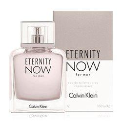 Calvin Klein Men's Perfume Eternity Now EDT 100 ml