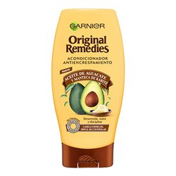 Balsamo Anti crespo Original Remedies Garnier (250 ml)