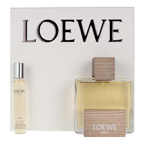 Cofanetto Profumo Uomo Solo Cedro Loewe (2 pcs)