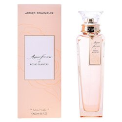 "Women's Perfume Agua Fresca Rosas Blancas Adolfo Dominguez EDT ""120 ml"""