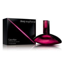 """Damenparfum Deep Euphoria Calvin Klein EDP """"50 ml"""""""