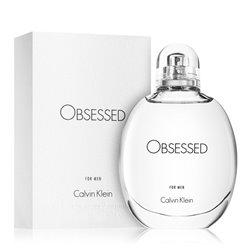 """Parfum Homme Obsessed Calvin Klein EDT """"125 ml"""""""
