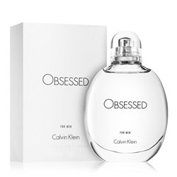 "Perfume Hombre Obsessed Calvin Klein EDT ""75 ml"""
