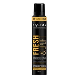 Shampoo Secco Fresh & Uplift Syoss (200 ml)