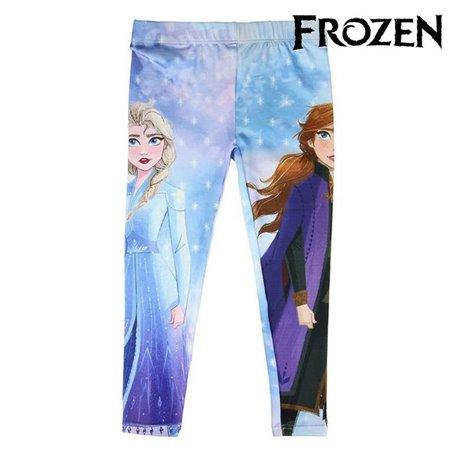 Leggings Frozen Azzurro 6 anni