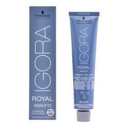 Colorazione in Crema Igora Royal Schwarzkopf (60 ml)