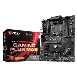 Scheda Madre Gaming MSI X740 G-Plus Max ATX DDR4 AM4