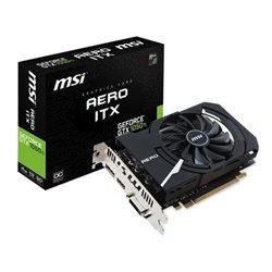 Scheda Grafica Gaming MSI 912-V809-2608 NVIDIA GTX 1050 4 GB
