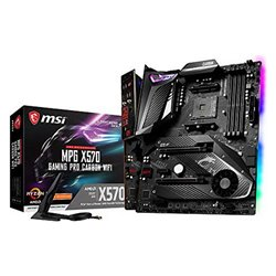 Scheda Madre Gaming MSI MPG X570 Gaming Pro ATX DDR4 AM4