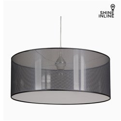 Ceiling Light Cotton and polyester Black by Shine Inline