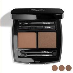 Trucco per Sopracciglia La Palette Sourcils Chanel 02-medium
