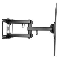 Ewent EW1526 supporto da parete per tv a schermo piatto 177,8 cm (70) Nero