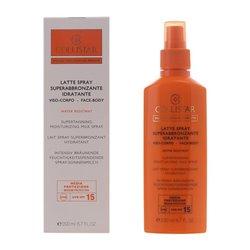Spray Abbronzante Perfect Tanning Collistar Spf 15 (200 ml)