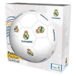 Pallone da Calcio Real Madrid C.F. (Ø 23 cm) Bianco