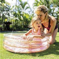 Piscina per bambini Glitter Intex 56 L (86 x 25 cm)