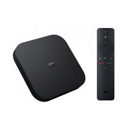 Riproduttore TV Xiaomi Mi TV Box 4K Quad Core 2 GB RAM 8 GB Nero
