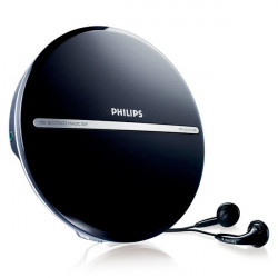 Lettore CD MP3 Philips EXP2546/12 LCD (3.5 mm) Nero