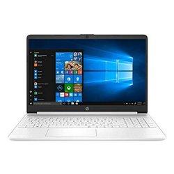 "Notebook HP 15S-FQ1005NS 15,6"" i7-1065G7 8 GB RAM 256 GB SSD Bianco"