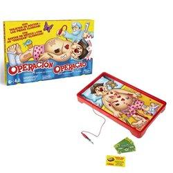 Gioco da Tavolo Operación Hasbro (ES)
