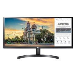 LG 34WL500-B monitor de ecrã 86,4 cm (34) 2560 x 1080 pixels UltraWide Full HD LED Preto