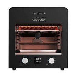Barbecue Elettrico Cecotec Txuletaco 8000 Inferno 850ºC 2200W Nero