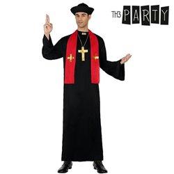 Costume per Adulti Th3 Party 3884 Prete