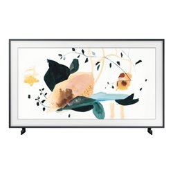 Samsung TV intelligente The Frame 55LS03T 55 4K Ultra HD QLED WiFi Noir