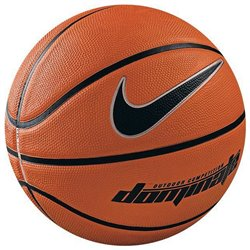 Pallone da Basket Nike Dominate 7 Caucciù Marrone