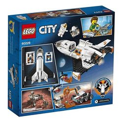 Playset City Mars Research Shuttle Lego 60226