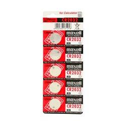 Batterie a Bottone a Litio Maxell CR2032 3 V