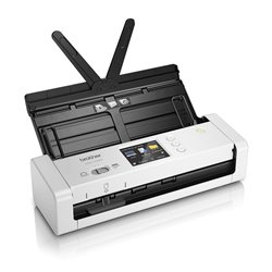 Scanner Portatile Duplex Wi-Fi Color Brother ADS-1700 7,5 ppm 1200 dpi Bianco