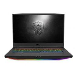 MSI Gaming GT76 9SFS-264ES Titan DT Notebook Preto 43,9 cm (17.3) 1920 x 1080 pixels 9th gen Intel® Core™ i7 64 9S7-17H112-264