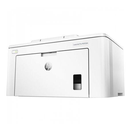 Stampante Laser Monocromatica HP LaserJet Pro M203dn 256 MB Bianco