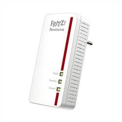 Adattatore PLC Wifi Fritz! 1260E 1200 Mbps Bianco