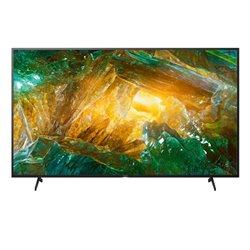"Smart TV Sony Bravia KD65XH8096 65"" 4K Ultra HD LED WiFi Nero"