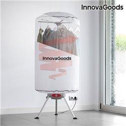 InnovaGoods Tragbarer Wäschetrockner 1000W Weiß