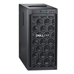 Server tower Dell PowerEdge T140 Xeon® E-2124 8 GB RAM 1 TB LAN Nero