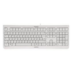 Tastiera Francese Cherry JK-0800FR-0 USB AZERTY Bianco