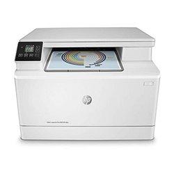 Stampante Laser HP LaserJet Pro 7KW54AB19 16 ppm LAN Bianco