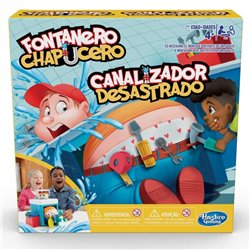 Gioco da Tavolo Fontanero Chapucero Hasbro