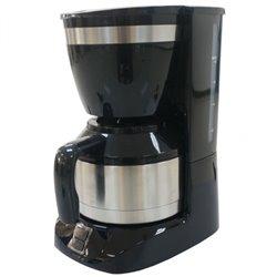 Caffettiera Americana COMELEC CT4012 800W Negro (12 Tazze)