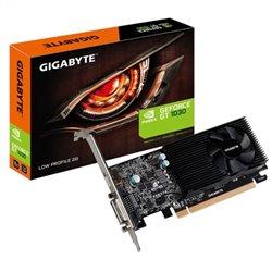 Scheda Grafica Gigabyte ITGPE50507 VGA NVIDIA GeForce GT 1030 LP 2 GB DDR5