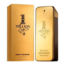 Profumo Uomo 1 Million Paco Rabanne EDP 200 ml