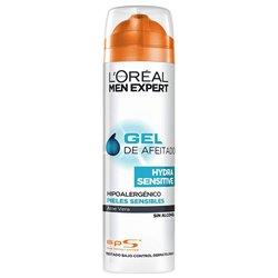 Gel da Barba MEN EXPERTsensitive skin L'Oreal Make Up (200 ml)