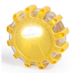 Emergency Light 145693 Giallo