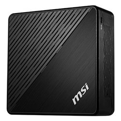 Mini PC MSI 10M-007BEU i7-10510U LAN WiFi USB-C Nero
