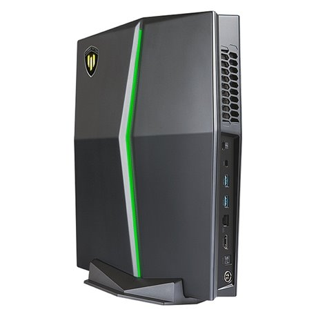 PC da Tavolo MSI Vortex W25-083ES i7-8700 32 GB RAM 512 GB SSD + 1 TB Grigio