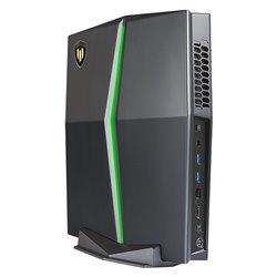 MSI PC de bureau Vortex W25-222ES i7-9700 32 GB RAM 512 GB SSD + 1 TB Gris