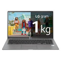 LG Notebook 15Z90N 15,6 i7-1065G7 16 GB RAM 512 GB SSD Cinzento